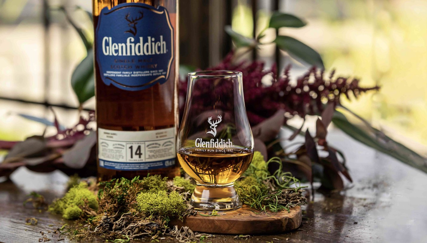 Glenfiddich 14 Year Barrel Reserve