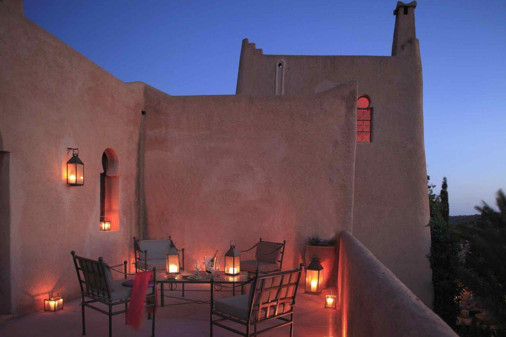 Chambre 22 Terrace_Luxe_2 Le Jardin des Douars copy