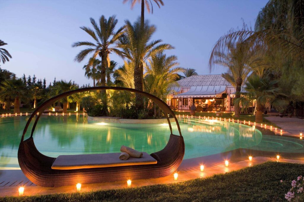 Lodge K Hotel & Spa – 5-Star Luxury in Marrakech