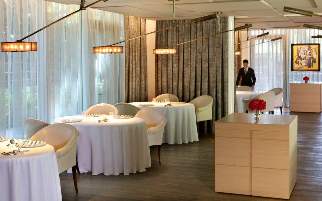 ABAC Restaurant & Hotel best barcelona hotel restaurants dining room