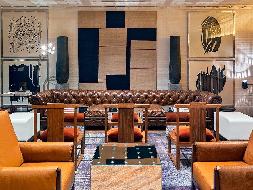 H10 Metropolitan Detalles-lobby-6 luxury design hotels in Barcelona